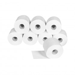 PH luxe 250 feuilles 3pl. g/c pure ouate blanc - 035200- Colis 72 rlx