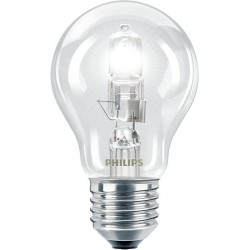 Lampe HALO CLASSIQUE standard 53W E27PHILIPS