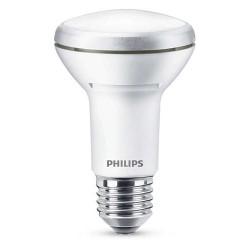 Lampe LED R63 3,-60W E27 WW 36D Comp. Variateur 1BC/6