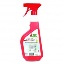 Détartrant désinfectant SDR SAN FIZZ - Spray de 750ml