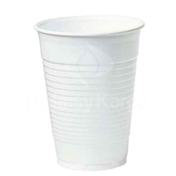 Gobelet blanc jetable 18/20cl - Ct. de 3000