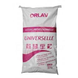 Lessive UNIVERSELLE en poudre atomisée - 101 - Sac 20 kg