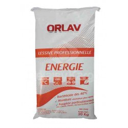 Lessive en poudre atomisée désinfectante- 103 - Sac 20 kg