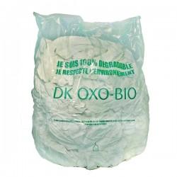 SP 30L vert translucide OXO 18µ 500x650mm - Ct. de 500 Sacs