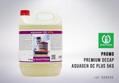Premium decap sans rincage aquagen dc plus 5L