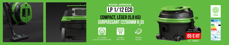 Promo aspirateur LP 1/ 12 ECO