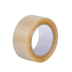 Ruban adhésif PP transparent 48mm x 100m - Ct. de 36 rlx