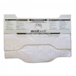 Recharge couvre siège WC NEAT SEAT - Ct. de 2500