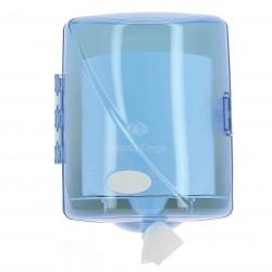 Distributeur pour 450 fts à dévidage central Bleu translucide