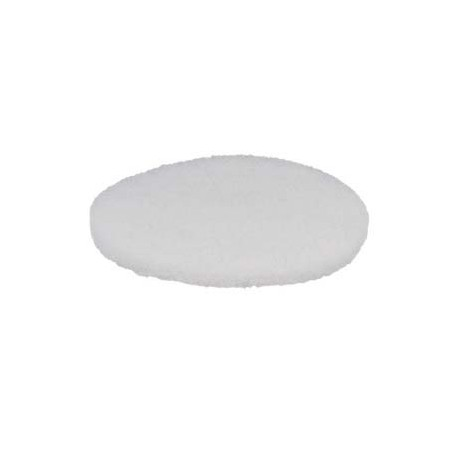 "Disque abrasif ""standard"" blanc 457mm"