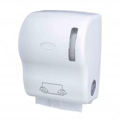 Distributeur essuie-mains en rouleaux ABS Blanc