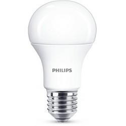 Lampe LED standard dépolie 8-60w E27 230V 2700K PHILIPS
