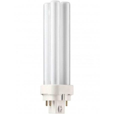 Lampe fluocompacte PLC 13W G24D1 PHILIPS