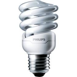 Lampe fluocompacte 12W E27 Tornado T2 WW 220V240V