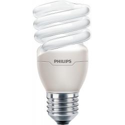 Lampe fluocompacte TORNADO T2 15W E27 RAPIDSTART 2700K