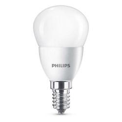 Lampe LED Sphérique 5,5-40W E14 Dépolie WW 1BC/6
