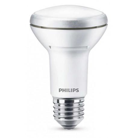Lampe LED R63 5,7-60W E27 WW 36D Comp. Variateur 1BC/4