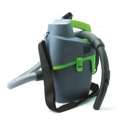 Aspirateur poussière FOX portable avec bandoulière 6L/1200W (ex FOX)