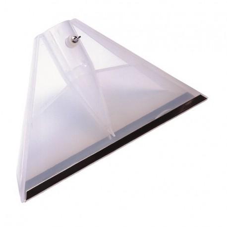Capteur eau transparent extraction sur moquettes pour CT470