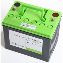 Batterie gel EXIDE 12V 105Ah BAAC00105