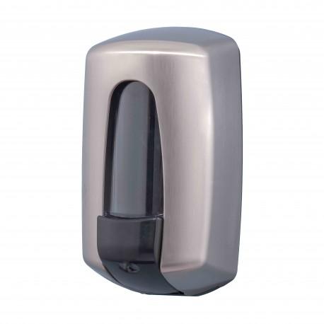 Distributeur de savon vrac 1L ABS Nickélé Satiné