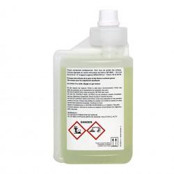 Liquide lave-verres chloré en doseur 1L ORLAV - 1682 - Ct. de 6
