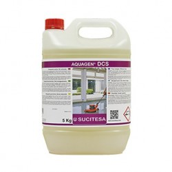 Décapant pour sols sans rinçage AQUAGEN DCS BP5 - Bidon de 5L