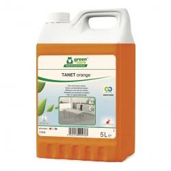 Nettoyant surodorant Ecolabel c2c TANET ORANGE - Bidon de 5L