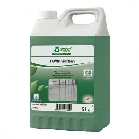 Nettoyant nourrissant sols Ecolabel c2c TAWIP VIOCLEAN - Bidon de 5L