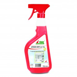 Détartrant désinfectant SDR SAN FIZZ - Spray de 750ml