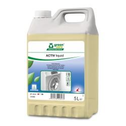 Lessive liquide hypoallergénique Ecolabel ACTIV LIQUID - Bidon de 5L