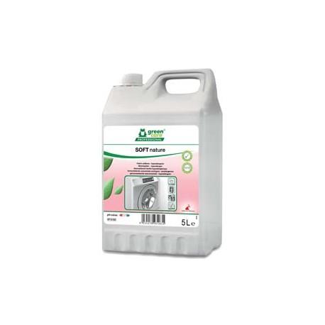 Assouplissant textile SOFT NATURE GREENCARE - Bidon de 5L