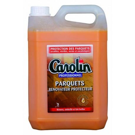 CAROLIN parquet rénovateur protecteur - Bidon de 5L