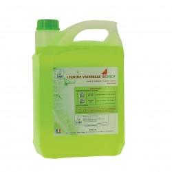 Liquide vaisselle concentré Ecolabel IDEGREEN - 1804 - Bidon 5L