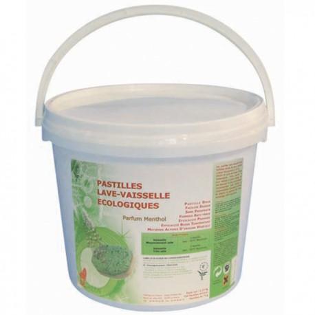 IDEGREEN - 0125 - Pastilles lave-vaisselle Ecolabel  seau de 150