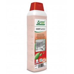 Détartrant sanitaires Ecolabel c2c SANET PERFECT - Bidon de 1L