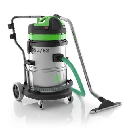 Aspirateur eau et poussière inox GS60/2EP