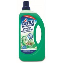Nettoyant canalisation à base d'enzymes TARAX 1100996 - Bidon de 1L
