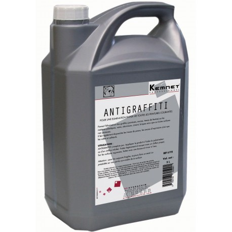 Anti-Grafitti KEMNET PRO 6195 - Bidon 5L