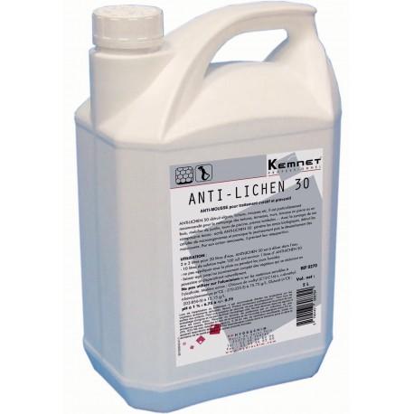 Anti lichen 30 NF KEMNET PROFESSIONNEL - Bidon 5L