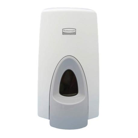 Distributeur ABS Blanc pour recharge RUBBERMAID 800ml - FG450017