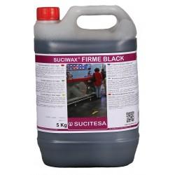 Cire noire SUCIWAX FIRME BLACK - Bidon de 5 kgs