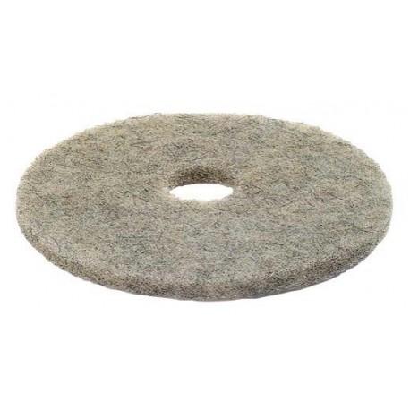 Disque en fibres naturelles Ø406mm | Pour lustrage très haute vitesse