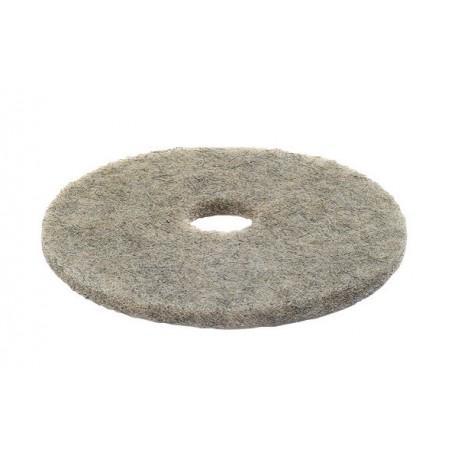 Disque en fibres naturelles Ø432mm | Pour lustrage très haute vitesse