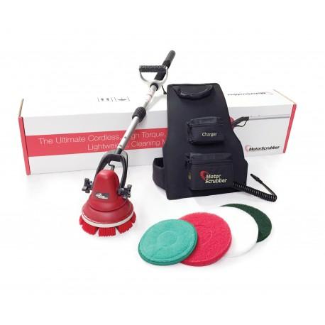 Monobrosse à batterie MS1000 avec accessoires