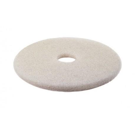 Disque ivoire Ø406mm   Pour lustrage haute vitesse