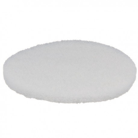 "Disque abrasif ""premium"" blanc Ø406mm"