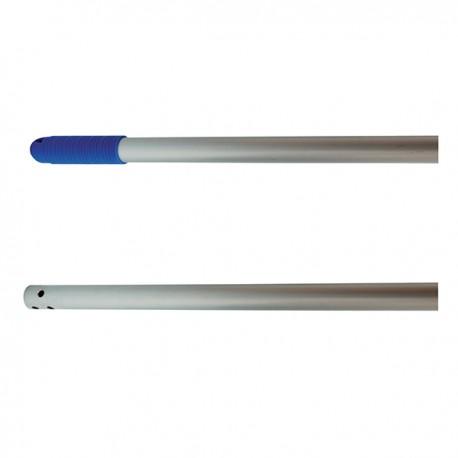 Manche aluminium 140cm | 6 trous