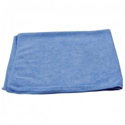 Serpillère microfibre bleue 50x60cm - Sachet de 5
