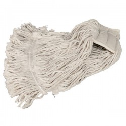 Frange Faubert coton 350g avec ruban